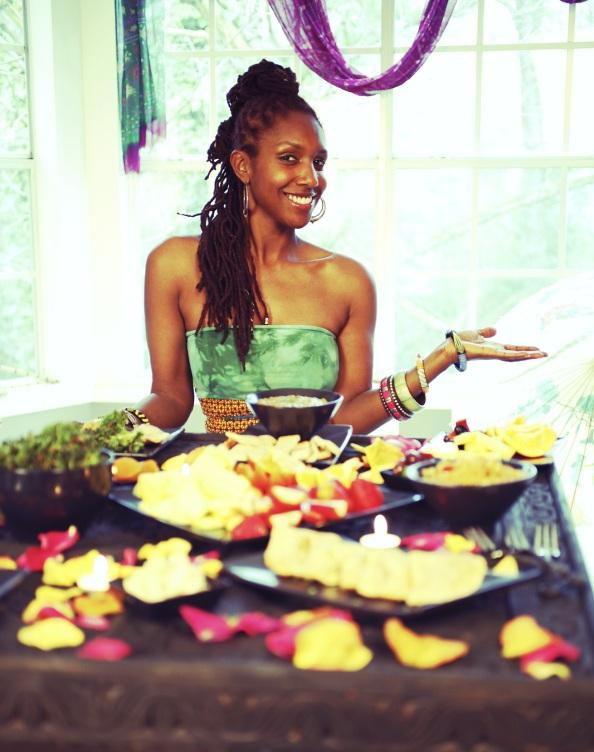 Jamila of Earth Candy Arts